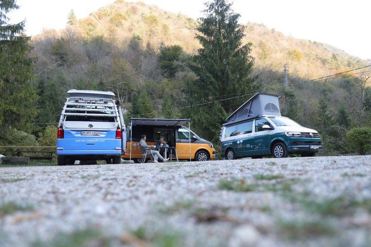 roadsurfer Camping Van