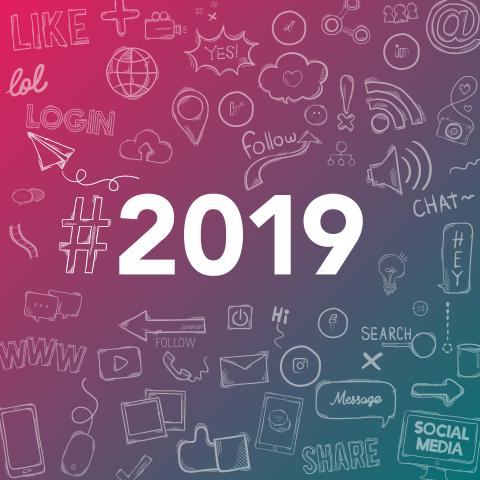 2019 Social Media