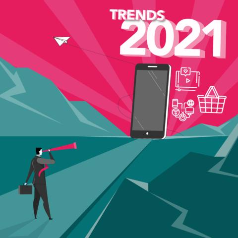 Trends Social Media Marketing 2021
