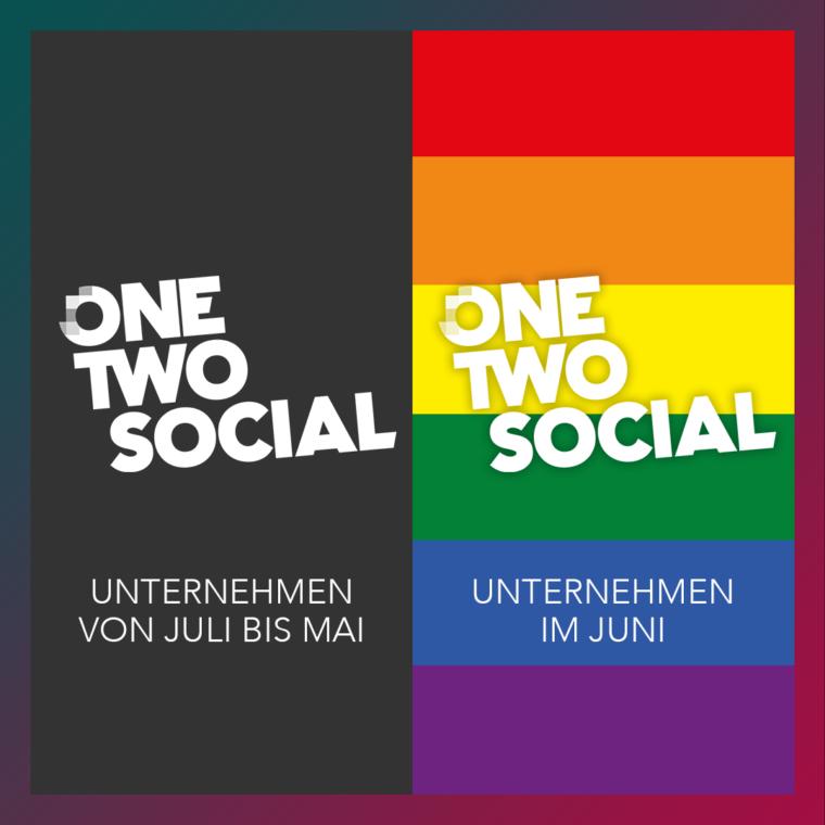 Pride Month Social Media